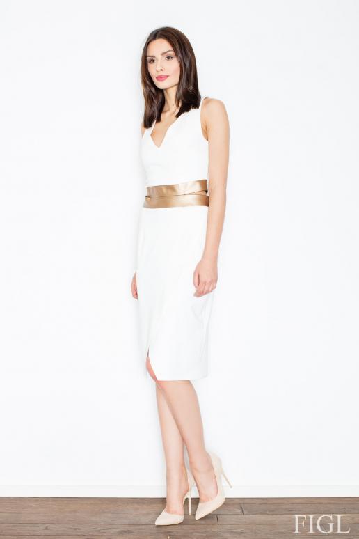 Evening dress model 52584 Figl