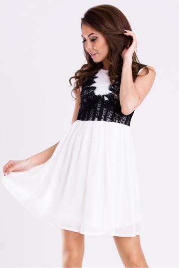 Vakarinė suknelė modelis 59303 YourNewStyle