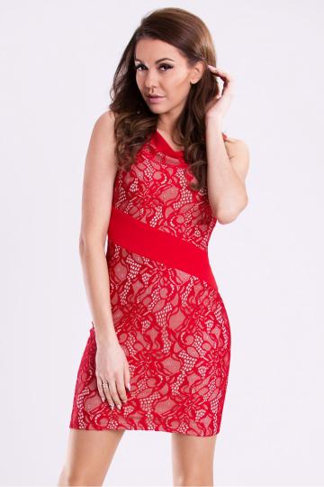 Vakarinė suknelė modelis 59305 YourNewStyle