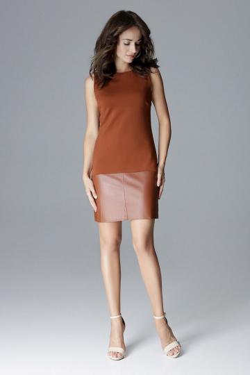 Trumpa suknelė modelis 128514 Lenitif