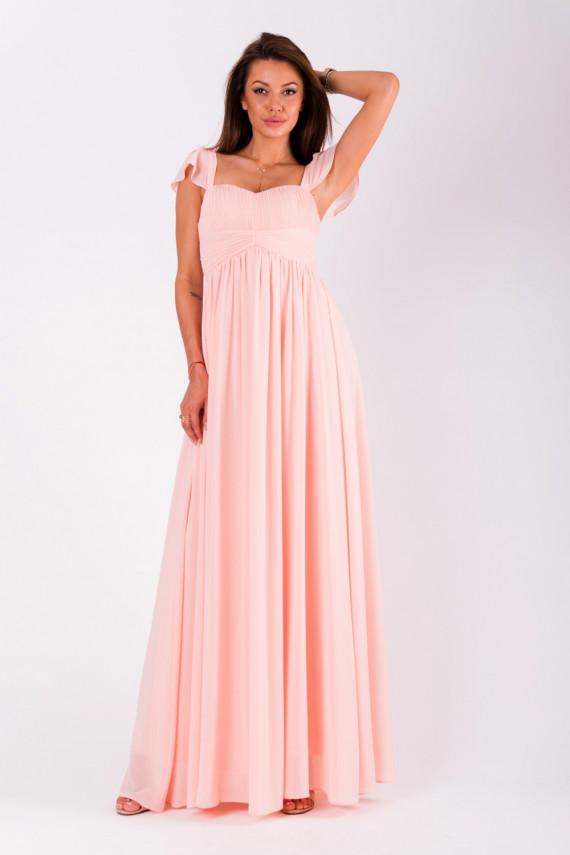 Ilga suknelė modelis 125266 YourNewStyle