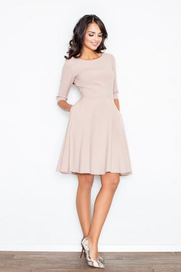 Suknelė modelis 44189 Figl