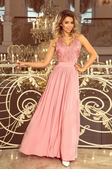 Ilga suknelė modelis 128949 Numoco