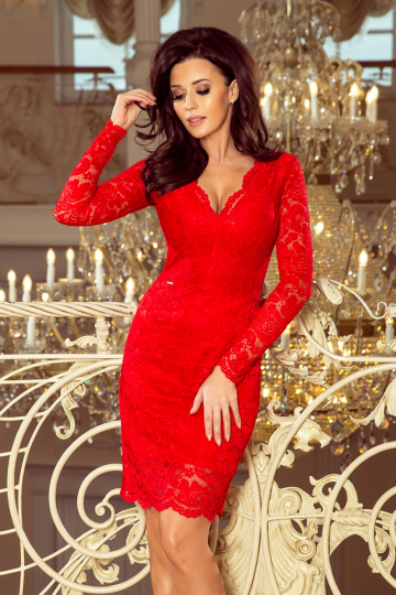 Vakarinė suknelė modelis 128952 Numoco