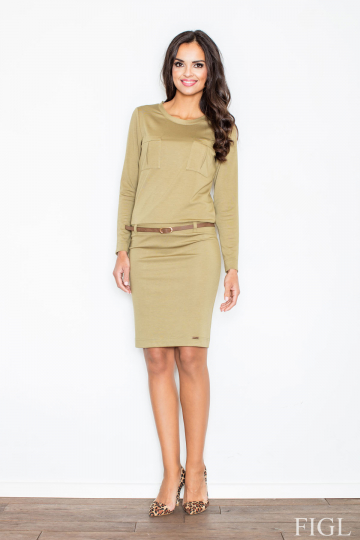 Suknelė modelis 49879 Figl