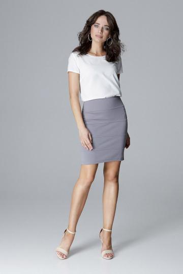 Trumpas sijonas modelis 129012 Lenitif