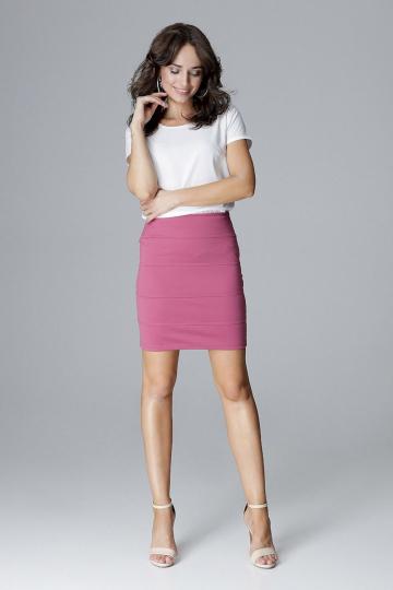 Trumpas sijonas modelis 129013 Lenitif