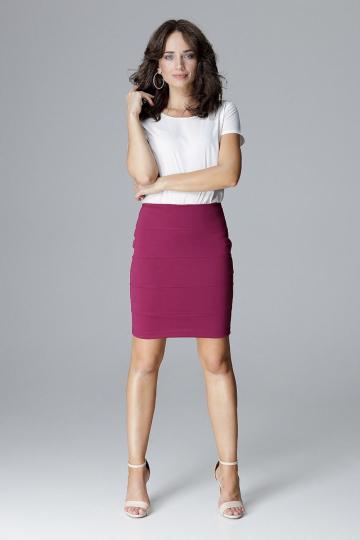 Trumpas sijonas modelis 129014 Lenitif