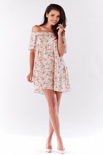 Suknelė modelis 90530 awama