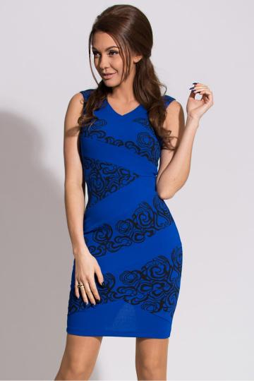 Vakarinė suknelė modelis 48103 YourNewStyle