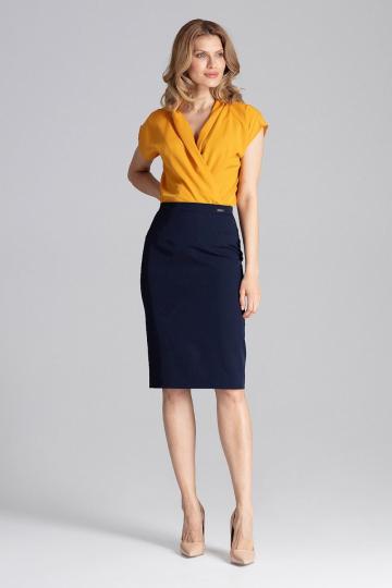 Klasikinis sijonas modelis 129745 Figl