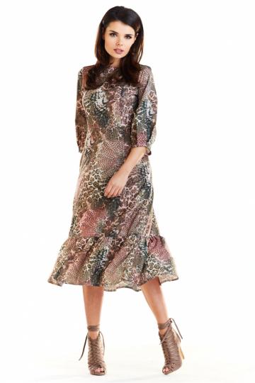 Suknelė modelis 129903 awama