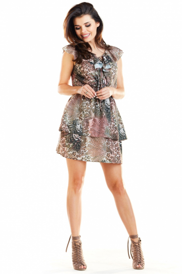 Suknelė modelis 129909 awama