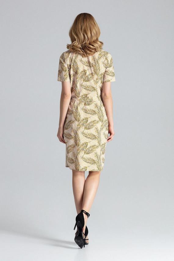Suknelė modelis 132460 Figl