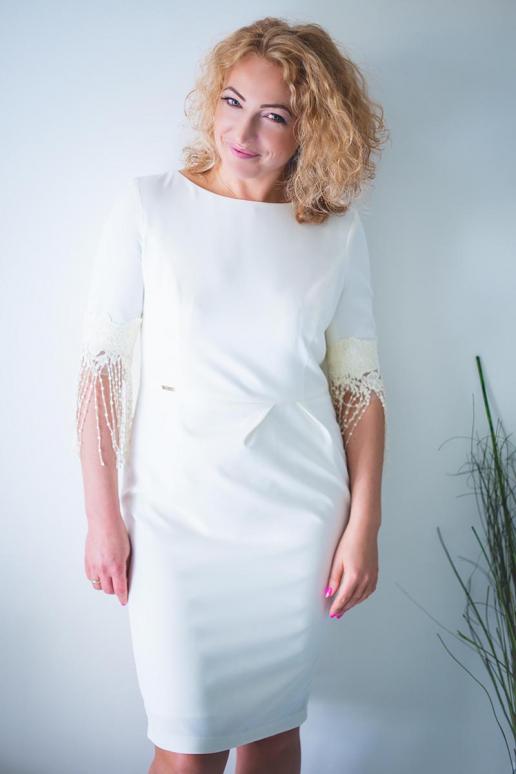 Suknelė modelis 132938 Jersa