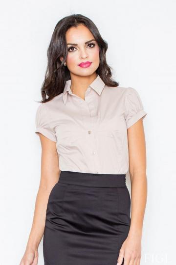 Marškiniai trumpomis rankovėmis modelis 111770 Figl
