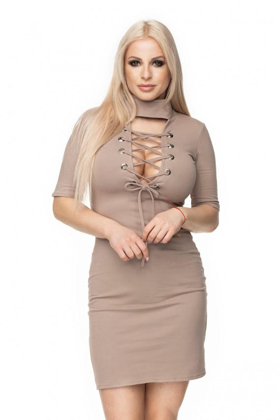 Vakarinė suknelė modelis 133355 PeeKaBoo
