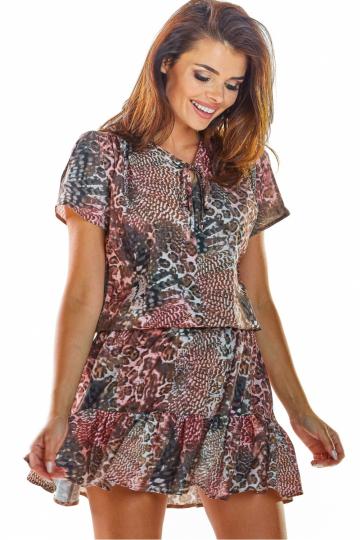 Suknelė modelis 133636 awama