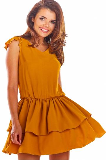 Suknelė modelis 133647 awama
