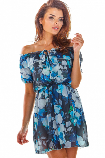 Suknelė modelis 133669 awama