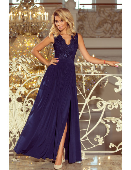 Ilga suknelė modelis 123050 Numoco