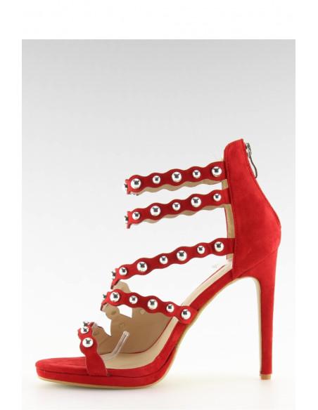 Heel sandals modelis 116743 Inello