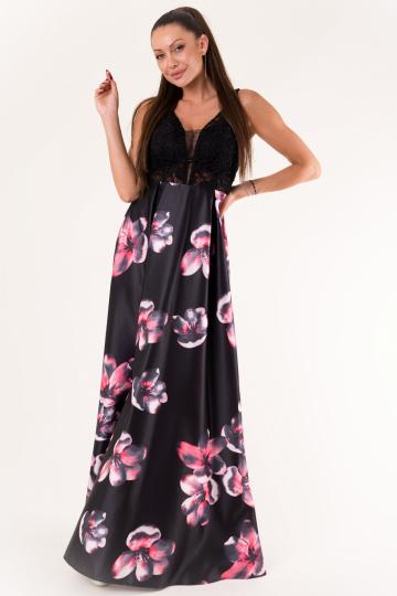Ilga suknelė modelis 134070 YourNewStyle