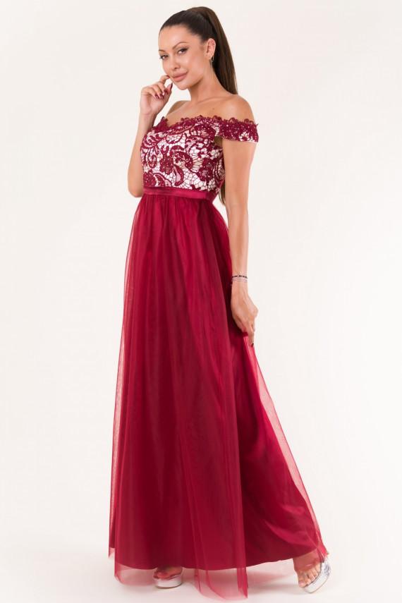 Ilga suknelė modelis 134082 YourNewStyle