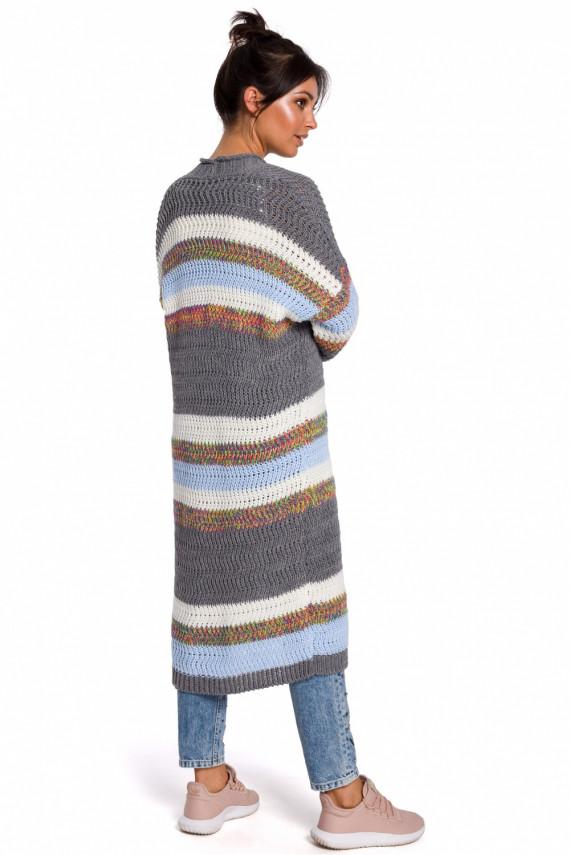 Kardiganas modelis 134727 BE Knit
