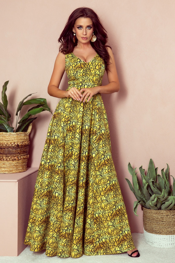 Ilga suknelė modelis 134966 Numoco