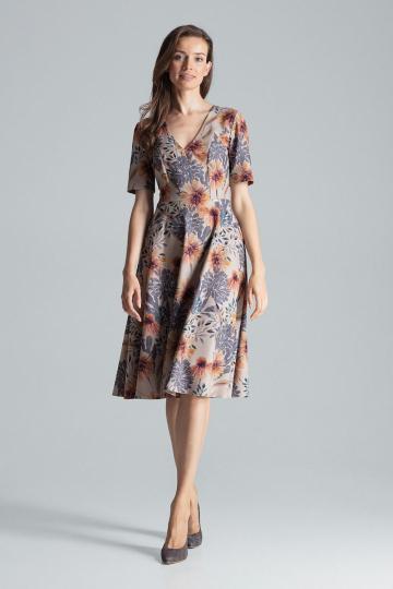 Suknelė modelis 135801 Figl