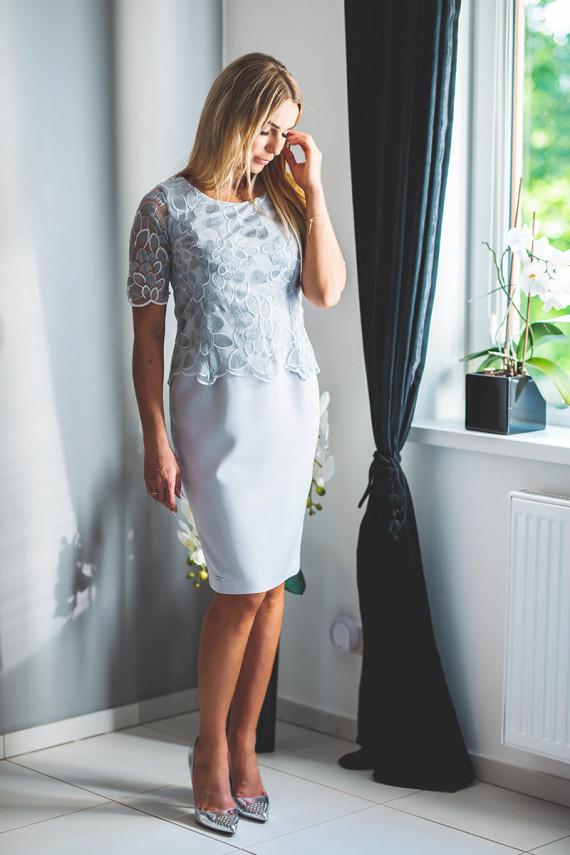 Suknelė modelis 134316 Jersa