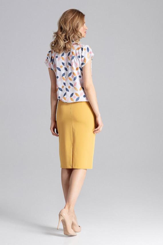 Klasikinis sijonas modelis 129746 Figl