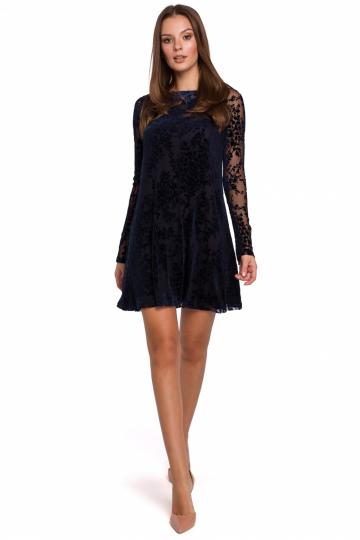 Vakarinė suknelė modelis 138559 Makover