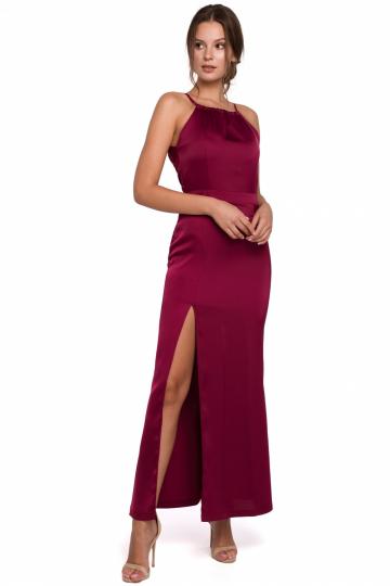 Ilga suknelė modelis 138750 Makover