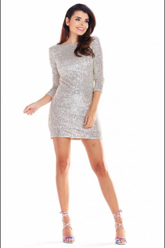 Vakarinė suknelė modelis 139576 awama
