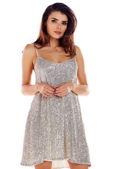Vakarinė suknelė modelis 139585 awama
