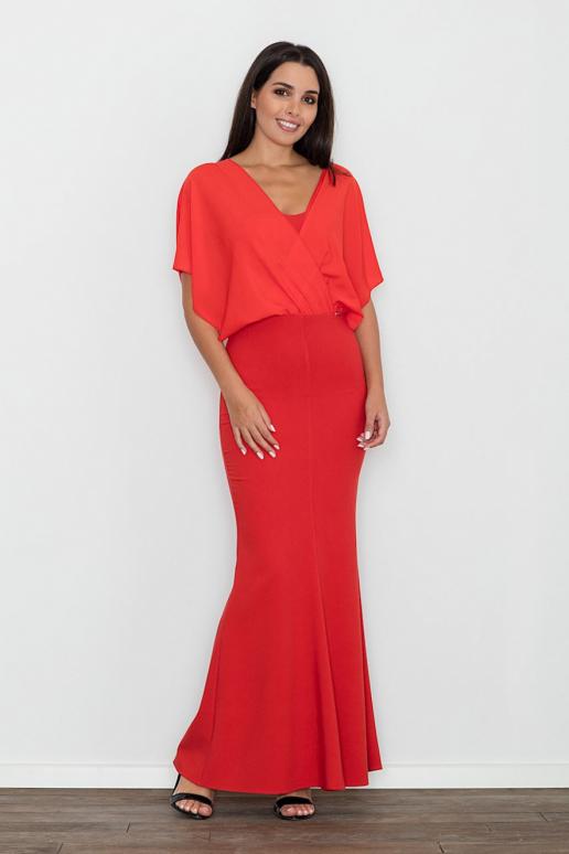 Long dress model 111036 Figl