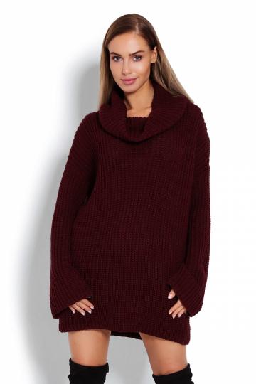 Ilgas džemperis modelis 122929 PeeKaBoo