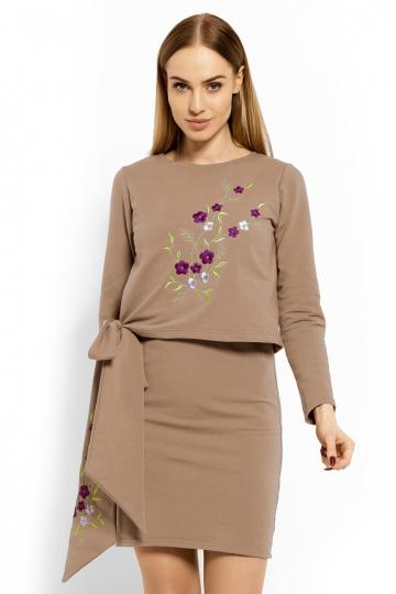 Suknelė modelis 113217 PeeKaBoo