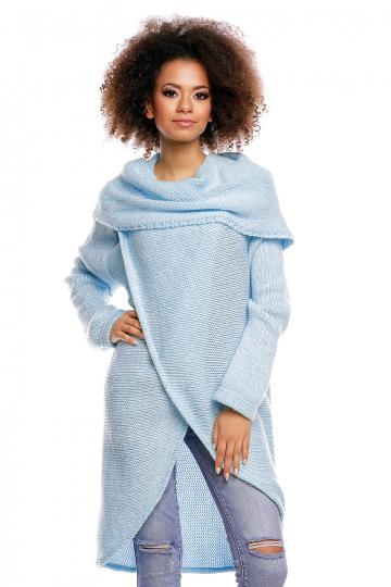 Ilgas džemperis modelis 84292 PeeKaBoo