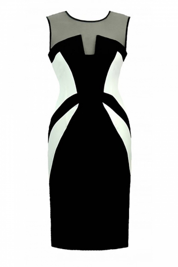 Suknelė modelis 108538 Jersa