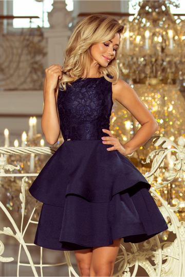 Vakarinė suknelė modelis 123488 Numoco
