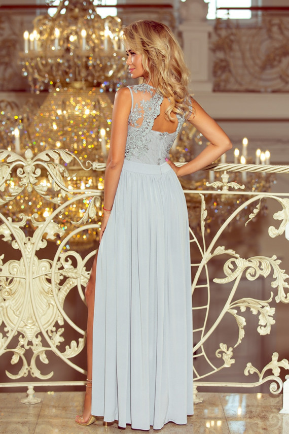 Long dress modelis 123490 Numoco