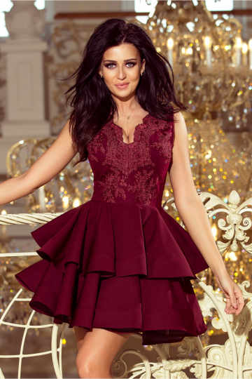 Vakarinė suknelė modelis 123493 Numoco
