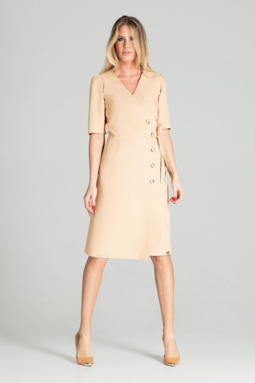 Suknelė modelis 141744 Figl