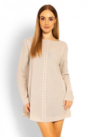 Ilgas džemperis modelis 114569 PeeKaBoo