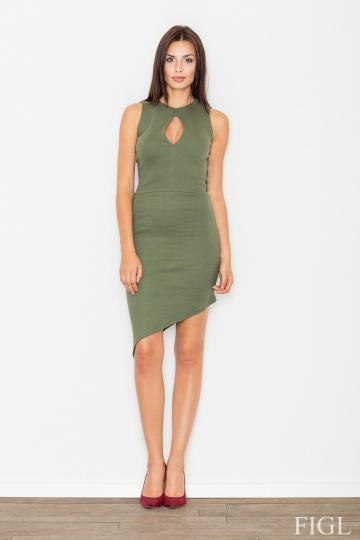 Evening dress model 62655 Figl