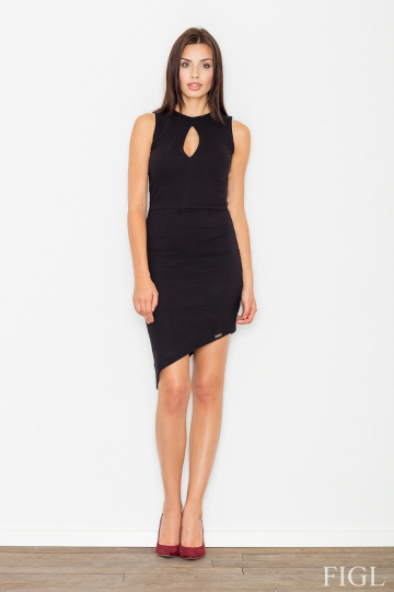 Evening dress model 62656 Figl