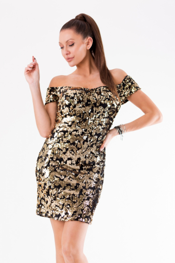 Short dress modelis 125233 YourNewStyle
